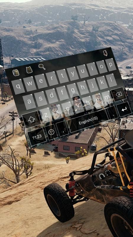 PUBG MOBILE Free Emoji Keyboard for Android - APK Download