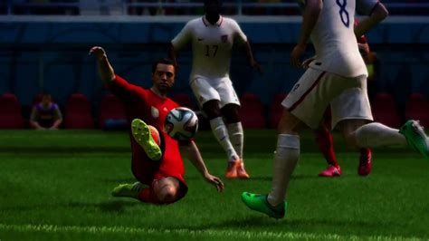 2014 FIFA World Cup Gameplay Series - Games Mode - IGN Video