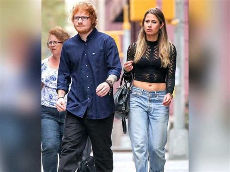 Ed Sheeran reveals he is married to Cherry Seaborn