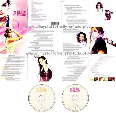 Cd The Best Of Nelly Furtado [Deluxe Edition] (2010) ~ All