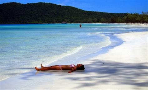 The best islands and beaches in Sihanoukville, Cambodia