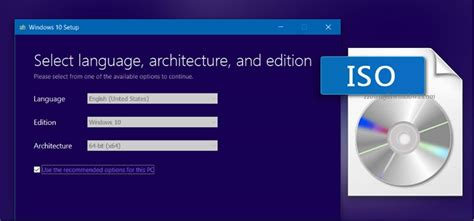 Download Windows 10 Version 1903 ISO, Direct from