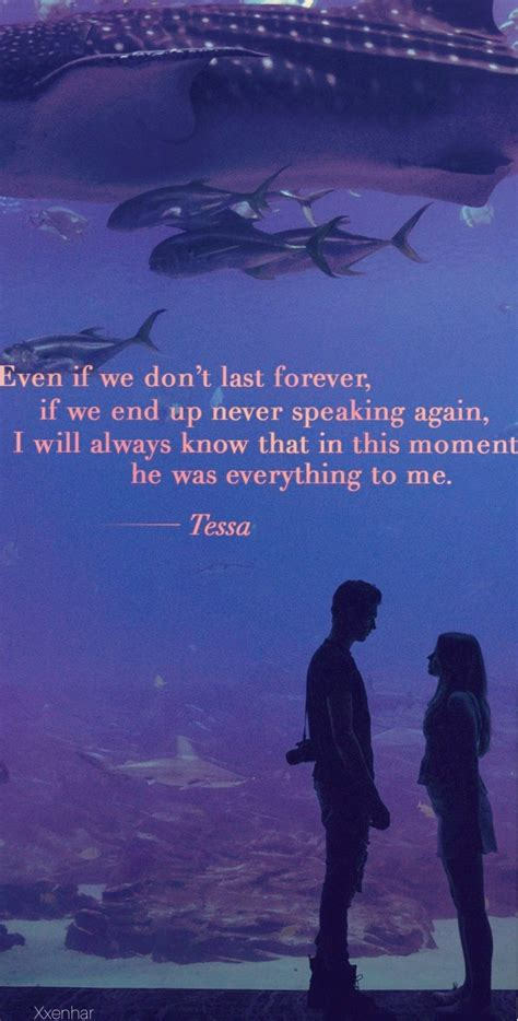 Quote tessa and hardin wallpaper after passion | Zitate