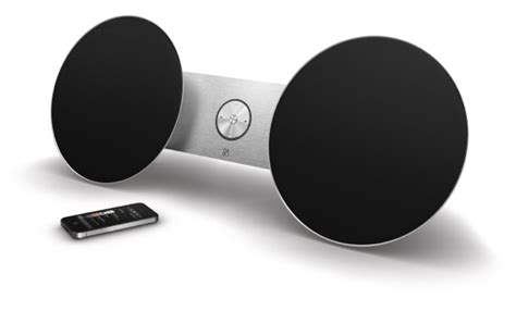 Bang & Olufsen BeoPlay A8 AirPlay Speaker Dock Announced