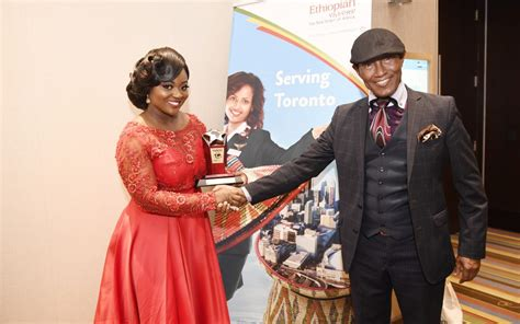 A night filled with stars   Ethiopian Airlines Canada