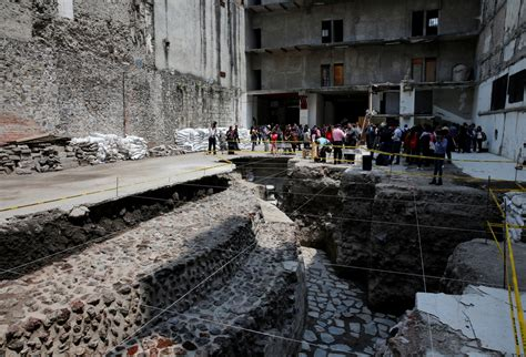 Mexico: Severed heads discovered in ancient Aztec ball