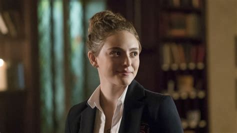 'The Originals' Star Danielle Rose Russell on Hope's
