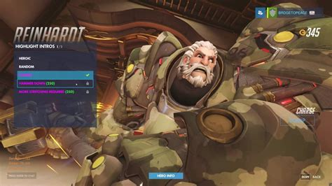 The Problem with Reinhardt's Shield - Esports Edition