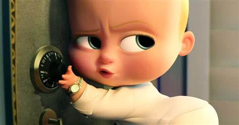The Boss Baby, just nominated for a Golden Globe, gets a