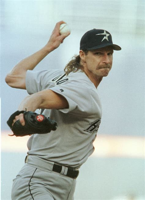 Randy Johnson's stop with Astros full of energy but short