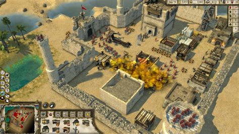 """Stronghold Crusader 2 PC review - """"Excels when played"""