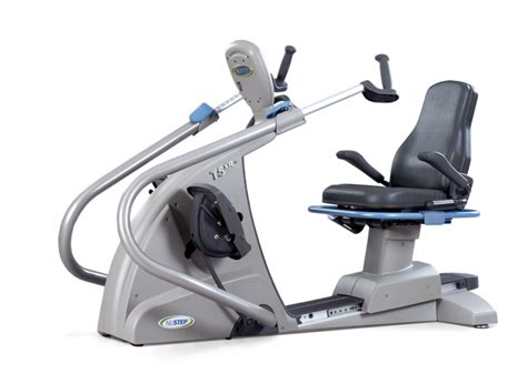 Compare the PhysioStep LXT to the NuStep® Recumbent Cross
