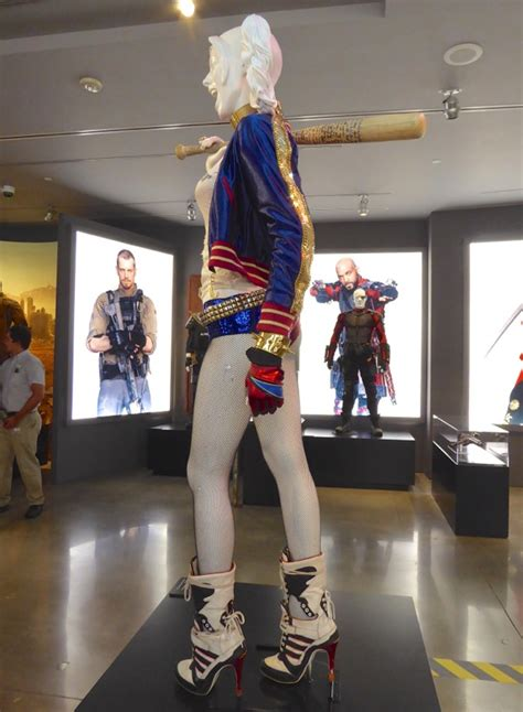 Hollywood Movie Costumes and Props: Margot Robbie's Harley
