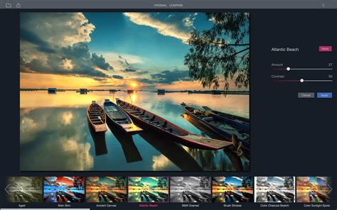 Add artistic flair to your photos with Filters, a free Mac