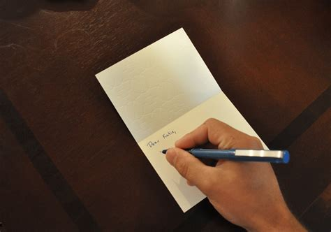 The Power of a Handwritten Thank You Note and How it Will