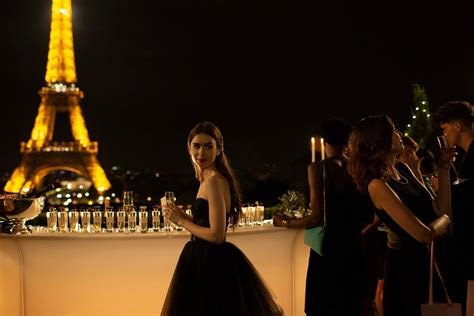 'Emily in Paris' Official Trailer Finds Lily Collins
