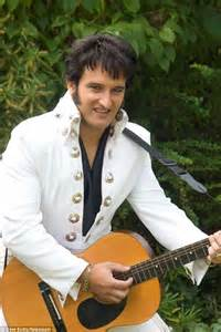 The king of the Midlands! World's best Elvis tribute