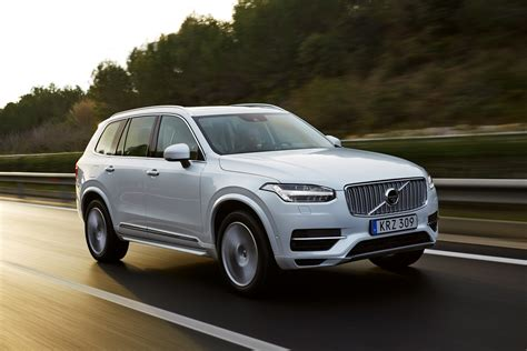Model Year 2016 reveals new era for Volvo Cars - Volvo Car