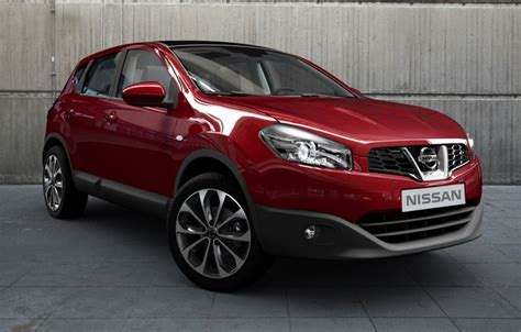 2011 Nissan Qashqai Facelift Review - Top Speed