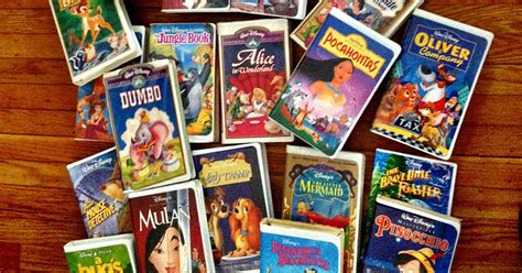 Your Old Disney VHS Movies Can Be Worth $3,000 - MTL Blog