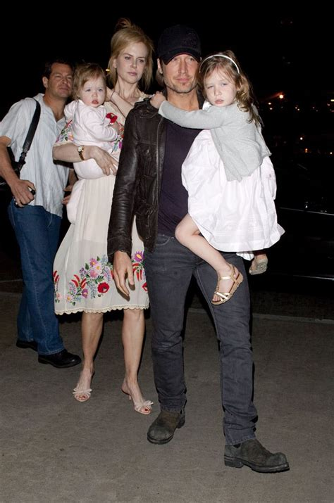 Nicole Kidman and Keith Urban Airport Pictures With