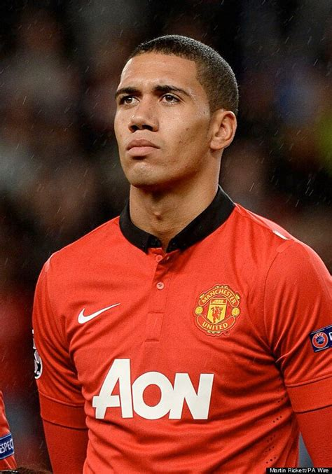 Manchester United's Chris Smalling Aplogises For 'Suicide