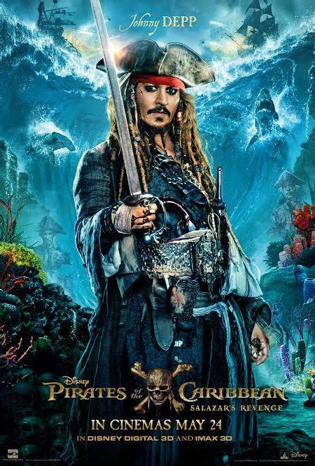 """""""Pirates of the Caribbean: Salazar's Revenge"""" Character"""