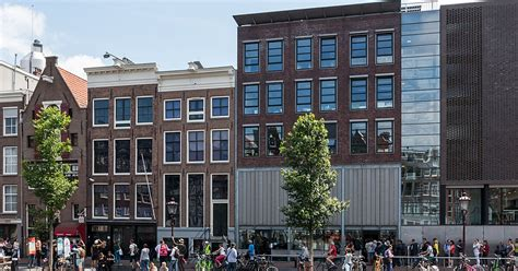 Anne Frank House in Amsterdam, The Netherlands   Sygic Travel
