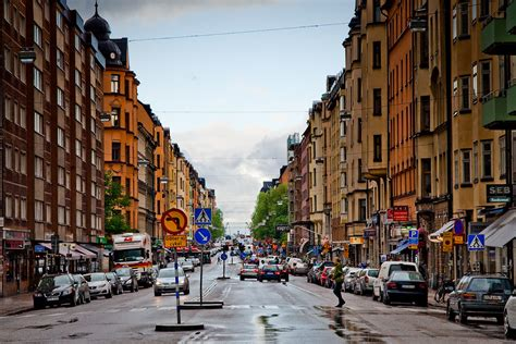 [Sweden] Stockholm - Södermalm   Been a while since I last