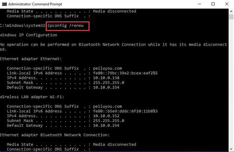 Solved: Wi-Fi doesn't have a valid IP configuration
