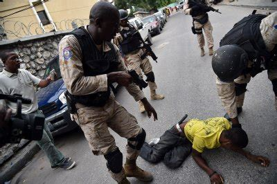Haiti: Violent protests continue after accusations of