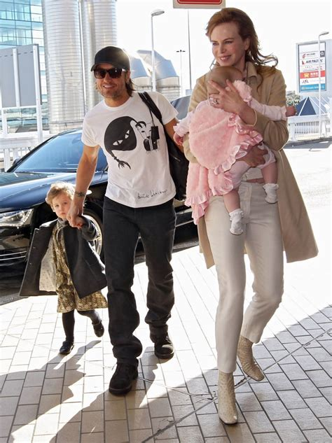 Pictures of Nicole Kidman and Keith Urban With Sunday and