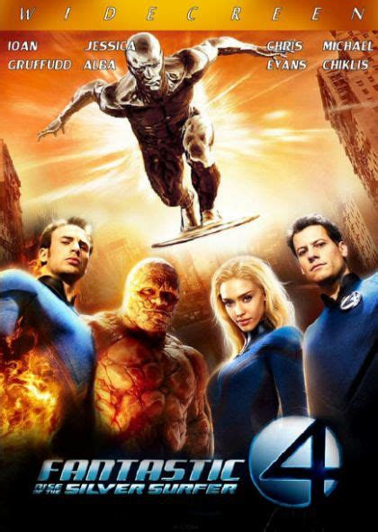 Fantastic Four : Rise of the Silver Surfer (2007) - Pusat