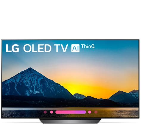 """LG 55"""" or 65"""" 2018 4K OLED HDR Smart TV with AI ThinQ"""