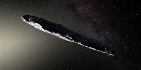 Is 'Oumuamua an Alien Probe? SETI Scientists Decided to