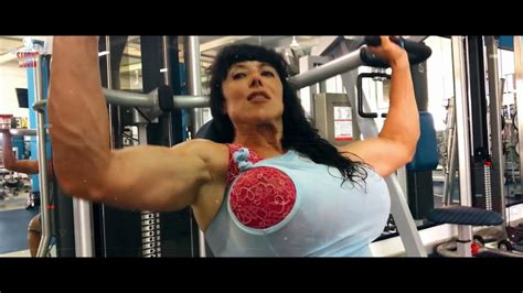 Lalliboop / Italian Muscle Girl and Pastry Chef / Female
